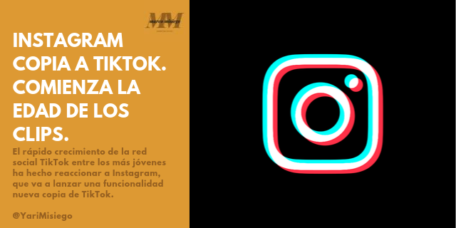 instagram copia tiktok