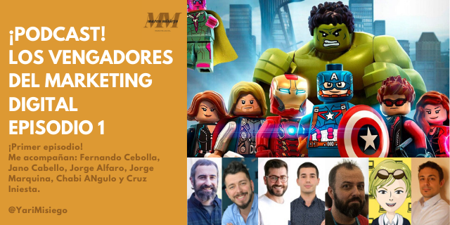 los vengadores del marketing digital